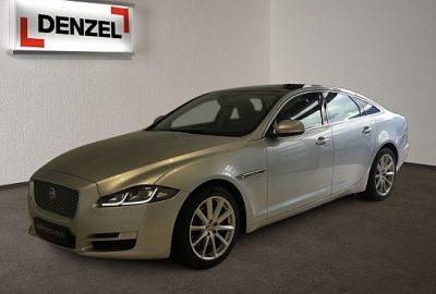 Jaguar XJ 3,0 Diesel Luxury bei Wolfgang Denzel Auto AG in